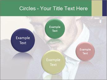 Male Model PowerPoint Template - Slide 77