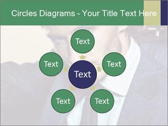 Male Model PowerPoint Template - Slide 78