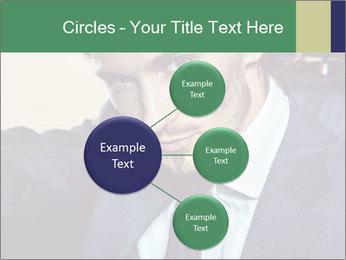 Male Model PowerPoint Template - Slide 79