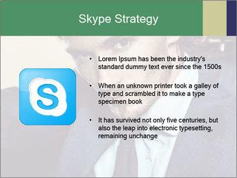 Male Model PowerPoint Template - Slide 8