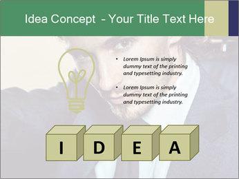 Male Model PowerPoint Template - Slide 80