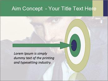 Male Model PowerPoint Template - Slide 83