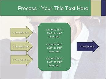 Male Model PowerPoint Template - Slide 85