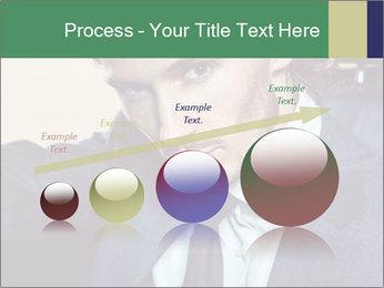 Male Model PowerPoint Template - Slide 87