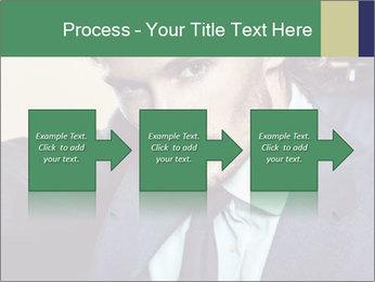 Male Model PowerPoint Template - Slide 88