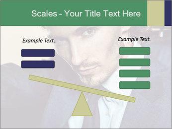 Male Model PowerPoint Template - Slide 89