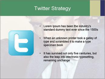 Male Model PowerPoint Template - Slide 9