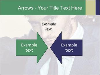 Male Model PowerPoint Template - Slide 90