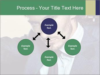 Male Model PowerPoint Template - Slide 91