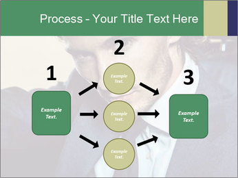 Male Model PowerPoint Template - Slide 92