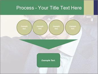 Male Model PowerPoint Template - Slide 93