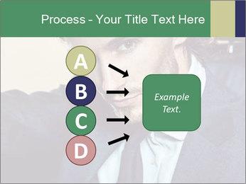Male Model PowerPoint Template - Slide 94