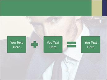Male Model PowerPoint Template - Slide 95