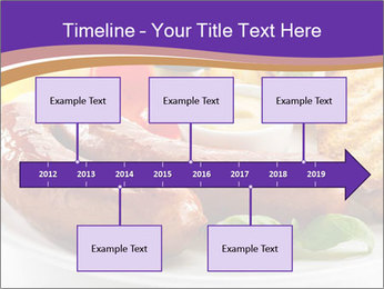 Roasted Sausages PowerPoint Template - Slide 28