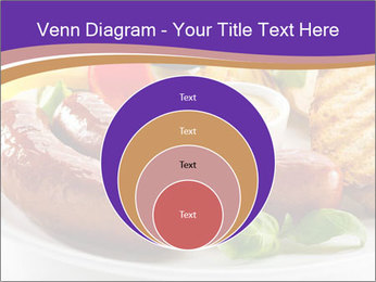 Roasted Sausages PowerPoint Template - Slide 34