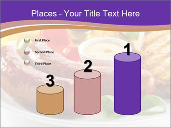 Roasted Sausages PowerPoint Template - Slide 65