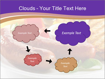 Roasted Sausages PowerPoint Template - Slide 72