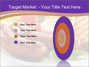 Roasted Sausages PowerPoint Template - Slide 84