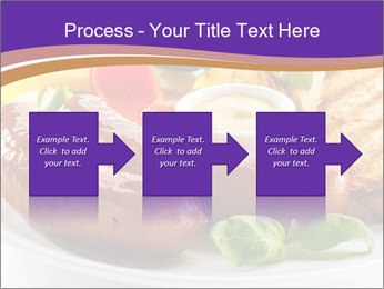 Roasted Sausages PowerPoint Template - Slide 88
