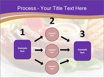 Roasted Sausages PowerPoint Template - Slide 92