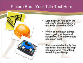 Silicone Toys PowerPoint Template - Slide 17