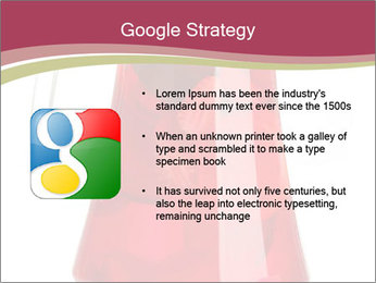 Red Punch PowerPoint Template - Slide 10