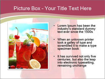 Red Punch PowerPoint Template - Slide 13