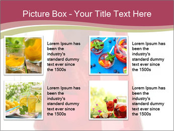 Red Punch PowerPoint Template - Slide 14