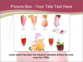 Red Punch PowerPoint Template - Slide 15
