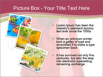 Red Punch PowerPoint Template - Slide 17