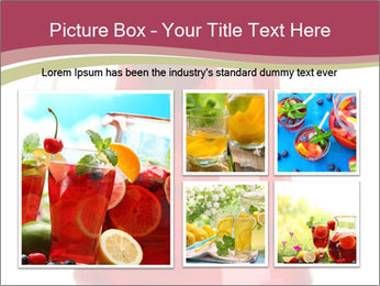 Red Punch PowerPoint Template - Slide 19