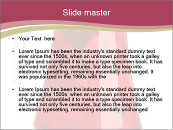 Red Punch PowerPoint Template - Slide 2