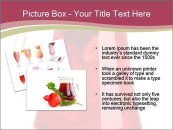 Red Punch PowerPoint Template - Slide 20