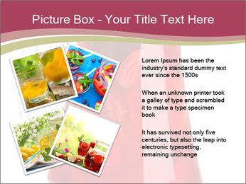 Red Punch PowerPoint Template - Slide 23