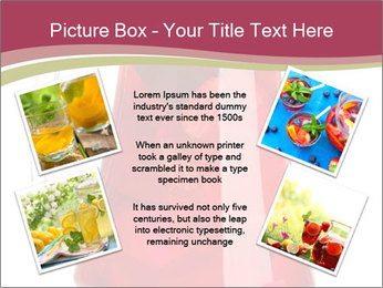 Red Punch PowerPoint Template - Slide 24