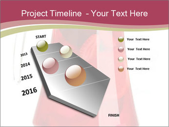 Red Punch PowerPoint Template - Slide 26