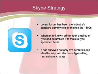 Red Punch PowerPoint Template - Slide 8