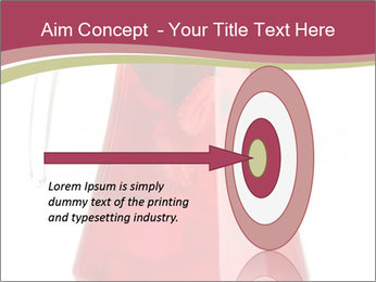 Red Punch PowerPoint Template - Slide 83