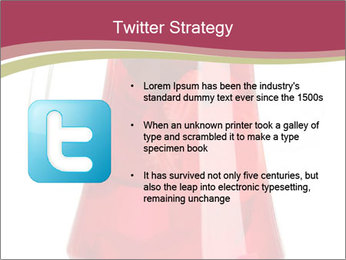 Red Punch PowerPoint Template - Slide 9