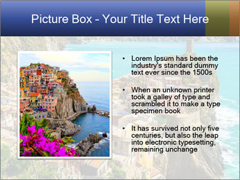 Scenic Rock View PowerPoint Template - Slide 13