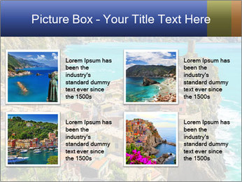 Scenic Rock View PowerPoint Template - Slide 14