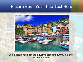 Scenic Rock View PowerPoint Template - Slide 16