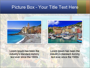 Scenic Rock View PowerPoint Template - Slide 18