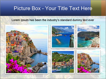 Scenic Rock View PowerPoint Template - Slide 19