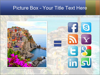 Scenic Rock View PowerPoint Template - Slide 21