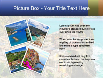 Scenic Rock View PowerPoint Template - Slide 23