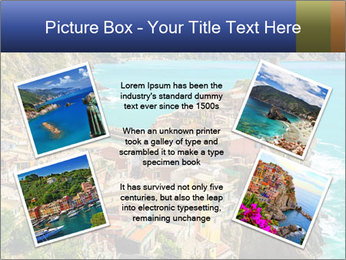 Scenic Rock View PowerPoint Template - Slide 24