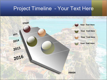 Scenic Rock View PowerPoint Template - Slide 26