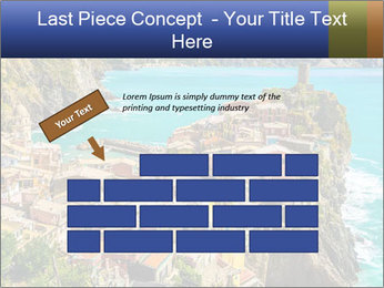 Scenic Rock View PowerPoint Template - Slide 46