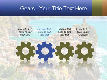 Scenic Rock View PowerPoint Template - Slide 48